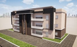 Spring Estate Karsana 3 Bedroom Block of Flats